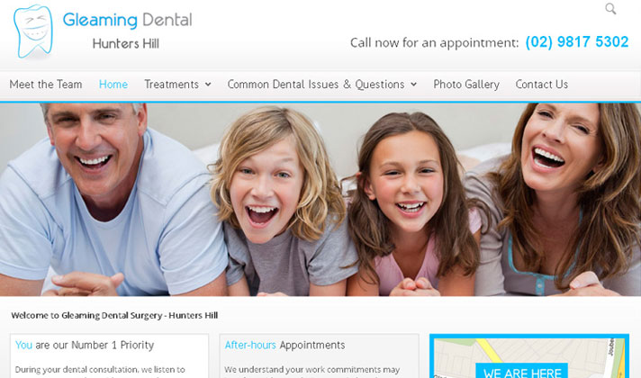 Gleaming Dental Surgery